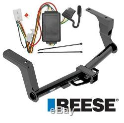 Reese Trailer Tow Hitch For 13-17 Subaru Crosstrek Except Hybrid with Wiring Kit