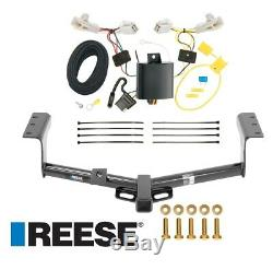 Reese Trailer Tow Hitch For 13-18 Toyota RAV4 with Wiring Harness Kit