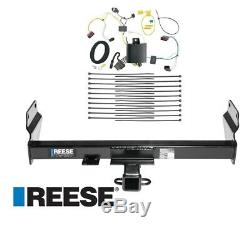 Reese Trailer Tow Hitch For 14-20 Jeep Grand Cherokee with Wiring Harness Kit