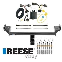 Reese Trailer Tow Hitch For 15-19 Ford Edge Titanium/Sport with Wiring Harness Kit