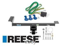 Reese Trailer Tow Hitch For 15-19 Land Rover Range Rover Evoque with Wiring Kit