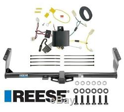 Reese Trailer Tow Hitch For 15-20 Toyota Sienna Except SE with Wiring Harness Kit