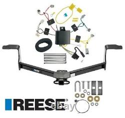 Reese Trailer Tow Hitch For 16-17 Honda Accord Sedan with Wiring Harness Kit