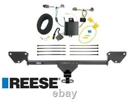 Reese Trailer Tow Hitch For 16-19 Chevy Cruze with Wiring Harness Kit