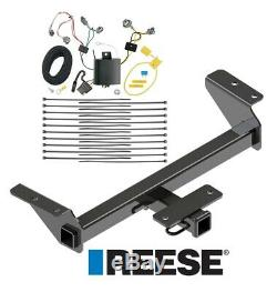 Reese Trailer Tow Hitch For 16-19 Toyota Tacoma with Wiring Harness Kit