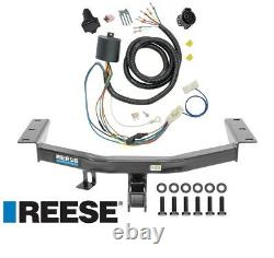 Reese Trailer Tow Hitch For 16-20 Honda Pilot with Wiring Harness Kit