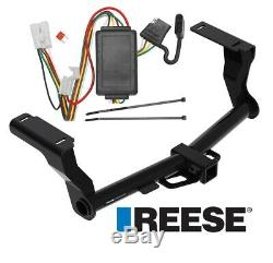 Reese Trailer Tow Hitch For 18-19 Subaru Crosstrek Except Hybrid with Wiring Kit