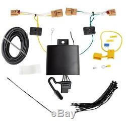Reese Trailer Tow Hitch For 18-20 Jeep Wrangler JL with Wiring Harness Kit