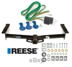 Reese Trailer Tow Hitch For 75-91 03-07 Ford E100 E150 E250 E350 with Wiring Kit