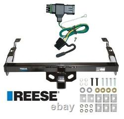 Reese Trailer Tow Hitch For 88-00 Chevy C/K Series with Wiring Harness Kit