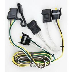 Reese Trailer Tow Hitch For 95-02 Ford Van E150 E250 E350 with Wiring Harness Kit