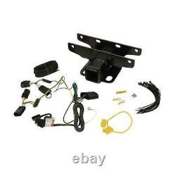 RuggedRidge Trailer Hitch Kit Wiring Harness For 18-19 Jeep Wrangler JL 11580.57