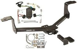 TRAILER HITCH FOR 2008-2012 HONDA ACCORD With WIRING KIT FOR 2DR COUPE & 4DR SEDAN
