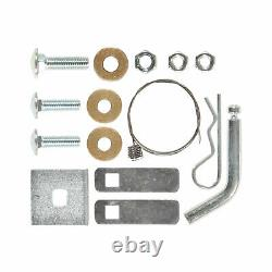 TRAILER HITCH & TOW WIRING KIT FOR 2013-2015 CHEVY SPARK WithO GROUND EFFECTS