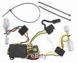 TRAILER HITCH With WIRING KIT FOR 2001-2003 TOYOTA HIGHLANDER CLASS 3 2 RECEIVER