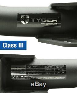 TYGER Hitch Kit Class 3 For Grand Caravan / Town & Country / Routan / Ram C/V