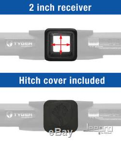 TYGER Hitch Kit Class 3 with 2 Receiver For 2002-2006 Honda CRV