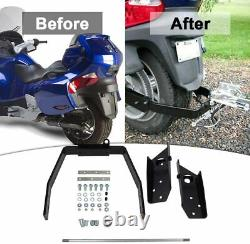 Trailer Hitch Receiver Mount Kit For 2008-2021 Can-Am Spyder RT RS ST GS F3-T