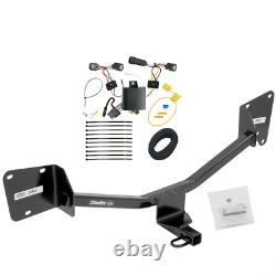 Trailer Hitch Tow Receiver with Wiring Harness Kit For 17-19 Chevy Volt