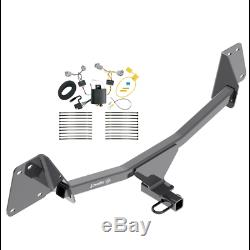Trailer Hitch Tow Receiver with Wiring Harness Kit For 18-19 Toyota C-HR CHR