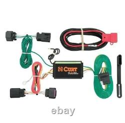 Trailer Hitch & Tow Wiring Kit For 2014-2020 Ram Promaster 1500 2500 3500