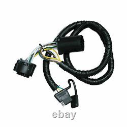 Trailer Hitch & Tow Wiring Kit for 14-18 Chevy Silverado 1500 / GMC Sierra 1500