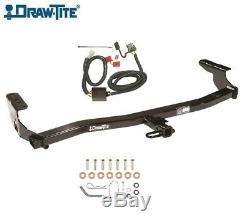 Trailer Hitch & Tow Wiring Kit for 1998-2008 Subaru Forester, 1 1/4 Receiver