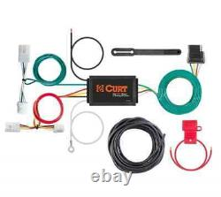 Trailer Hitch & Tow Wiring Kit for 2008-2020 Nissan Rogue except Krom or Sport