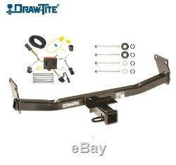 Trailer Hitch & Tow Wiring Kit for 2011-2016 Jeep Compass 2017 Compass Old Body