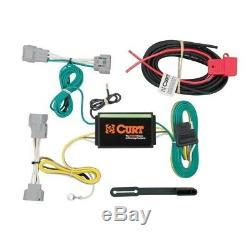 Trailer Hitch & Tow Wiring Kit for 2014-2018 Jeep Cherokee except TRAIL & V6