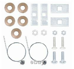 Trailer Hitch & Tow Wiring Kit for 2014-2020 Ford Transit Connect