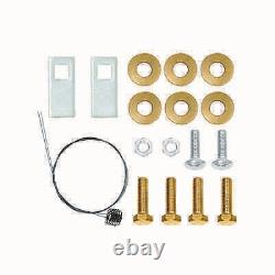 Trailer Hitch & Tow Wiring Kit for 2016-2021 Toyota Tacoma