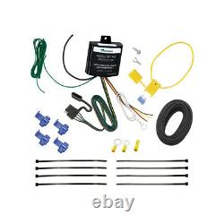 Trailer Hitch & Tow Wiring Kit for 2019-2020 Toyota Corolla Hatchback 1-1/4 Sq