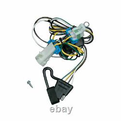 Trailer Hitch / Wiring/ Ball Mount Kit for 1998-2004 Chevy S10 GMC Sonoma Pickup