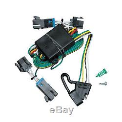 Trailer Hitch & Wiring Kit For 2000-2002 Chevy / Gmc Van 1500 2500 3500 75189