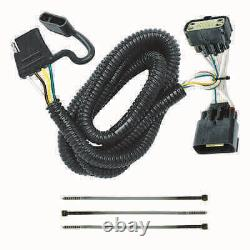 Trailer Hitch & Wiring Kit for 2011-2019 Ford Explorer 2 Sq