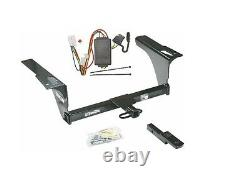 Trailer Hitch & Wiring Kit for Subaru Outback 2010-2019