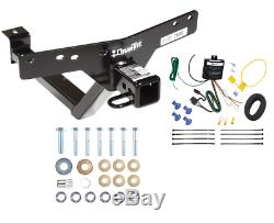 Trailer Tow Hitch For 00-06 BMW X5 with Wiring Harness Kit