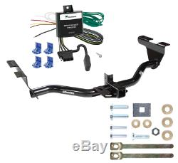 Trailer Tow Hitch For 00-06 Mazda MPV with Wiring Harness Kit