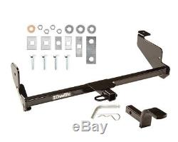 Trailer Tow Hitch For 00-07 Ford Focus Sedan ZX3 ZX5 Receiver with Draw-Bar Kit
