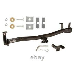 Trailer Tow Hitch For 02-03 Mazda Protege5 1-1/4 Receiver with Draw Bar Kit