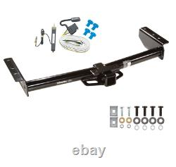 Trailer Tow Hitch For 02-06 Chevy Avalanche 2002 Escalade with Wiring Harness Kit