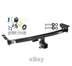 Trailer Tow Hitch For 03-04 Volvo XC90 with Wiring Harness Kit NO DRILL REQUIRED