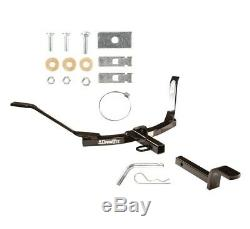 Trailer Tow Hitch For 03-07 Honda Accord 1-1/4 Receiver with Draw Bar Kit