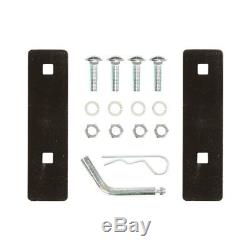 Trailer Tow Hitch For 03-13 Cadillac CTS V STS 1-1/4 Receiver with Draw Bar Kit