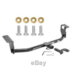 Trailer Tow Hitch For 03-19 Toyota Corolla 1-1/4 Receiver with Draw Bar Kit