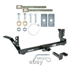 Trailer Tow Hitch For 04-07 Chevy Malibu Maxx LS LT Receiver with Draw Bar Kit