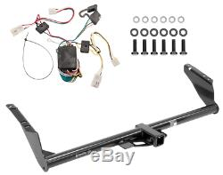 Trailer Tow Hitch For 04-10 Toyota Sienna All Styles with Wiring Harness Kit