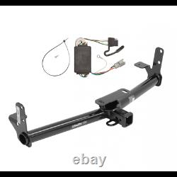 Trailer Tow Hitch For 05-06 Chevy Equinox Pontiac Torrent with Wiring Harness Kit