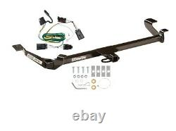 Trailer Tow Hitch For 05-10 Chevy Cobalt 05-06 Pursuit 07-09 G5 with Wiring Kit